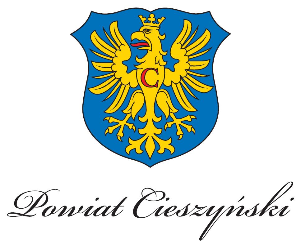 Herb powiatu miasta Cieszyn